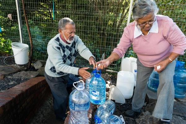 How we survive the Cape Town drought