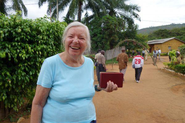 Missionärsminnen i Burundi