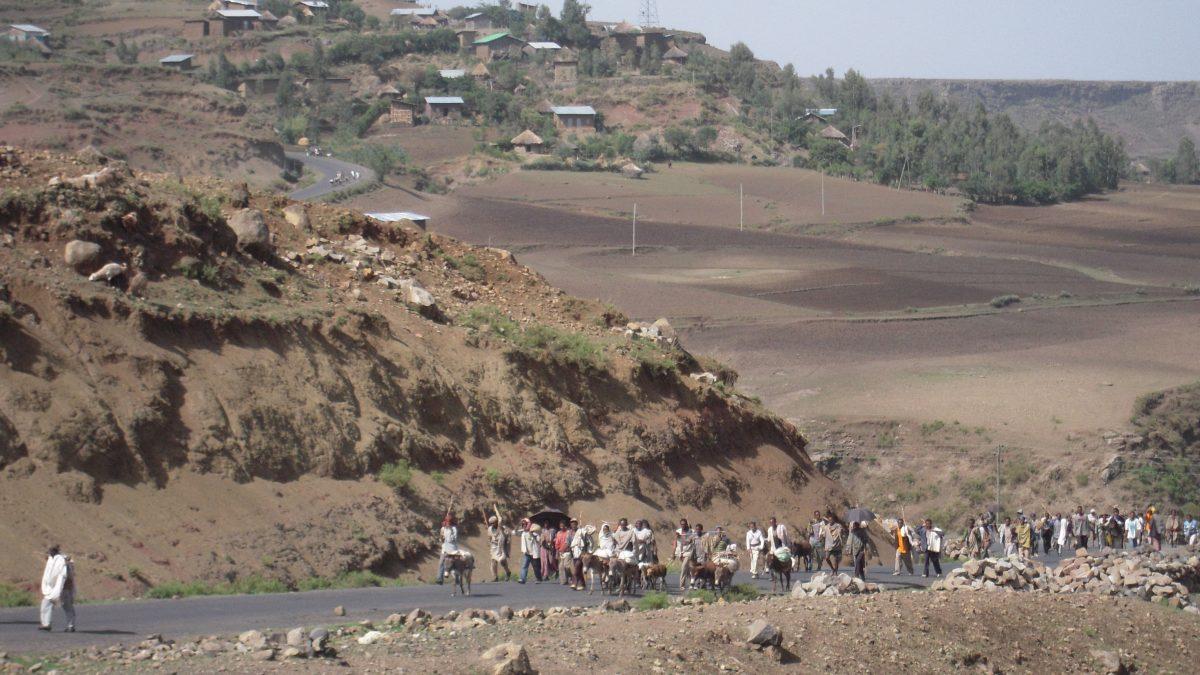 Fredspris till Etiopien