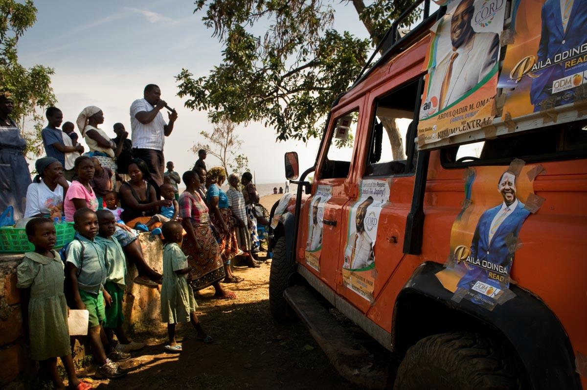 Så drabbas demokratin i Afrika av corona